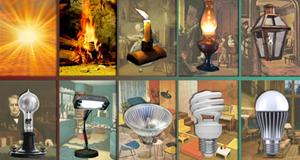 evolution light bulbs