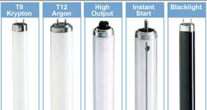led tube size